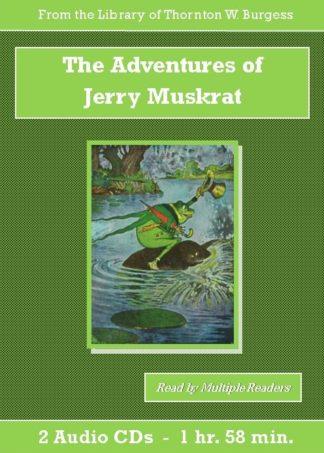 Adventures of Jerry Muskrat - St. Clare Audio