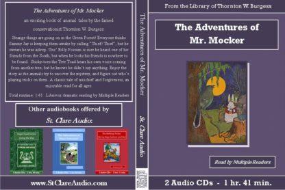 Adventures of Mr. Mocker - St. Clare Audio