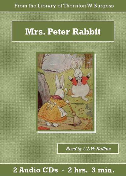 Mrs. Peter Rabbit Children's Audiobook CD Set - St. Clare Audio