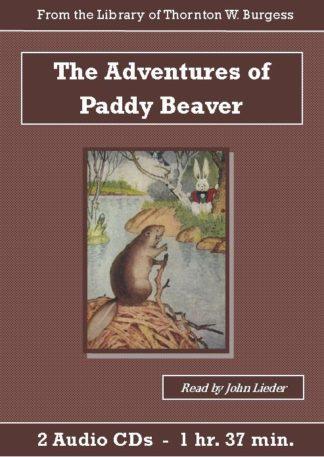 Adventures of Paddy Beaver Children's Audiobook CD Set, The - St. Clare Audio