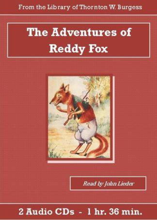 Adventures of Reddy Fox - St. Clare Audio