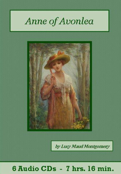 Anne of Avonlea - St. Clare Audio
