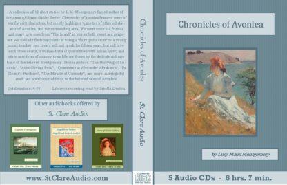 Chronicles of Avonlea Audiobook CD Set - St. Clare Audio