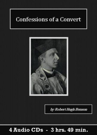 Confessions of a Convert Catholic Audiobook CD Set - St. Clare Audio