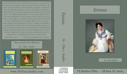 Emma - St. Clare Audio