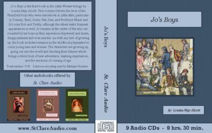 Jo's Boys Classic Drama Audiobook - St. Clare Audio