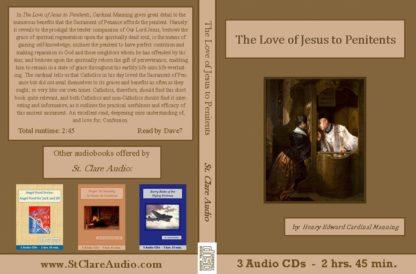 Love of Jesus to Penitents - St. Clare Audio