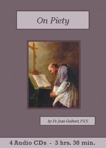 On Piety - St. Clare Audio