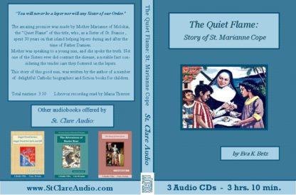 The Quiet Flame - St. Clare Audio