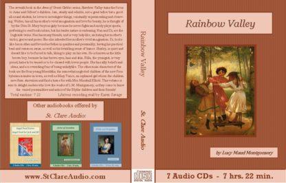 Rainbow Valley Audiobook CD Set - St. Clare Audio