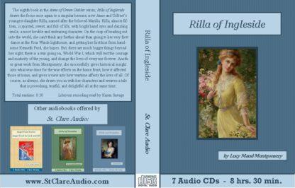 Rilla of Ingleside - St. Clare Audio