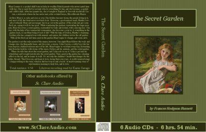 The Secret Garden Audiobook CD Set - St. Clare Audio