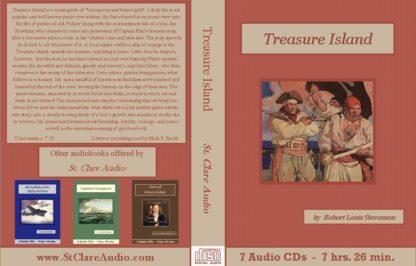 Treasure Island - St. Clare Audio