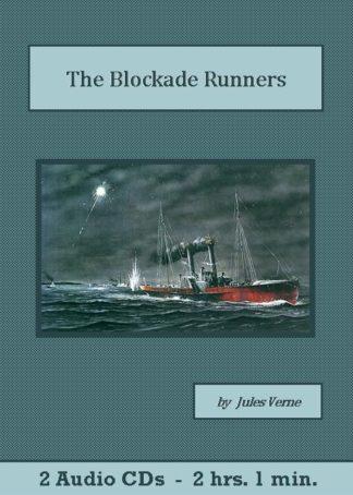 Blockade Runners by Jules Verne