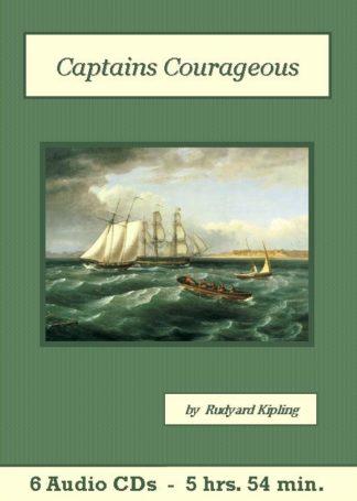 Captain's Courageous by Rudyard Kipling